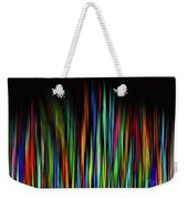 Color Abstract 3.31 Weekender Tote Bag