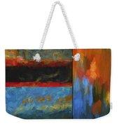 Color Abstraction Li  Weekender Tote Bag