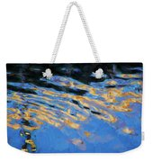 Color Abstraction Lxiv Weekender Tote Bag