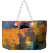 Color Abstraction Lxxii Weekender Tote Bag