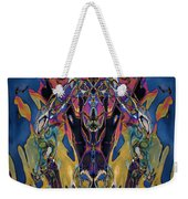 Color Abstraction Xxi Weekender Tote Bag