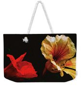 Color And Light Suspended Weekender Tote Bag