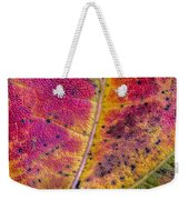 Color And Texture Weekender Tote Bag