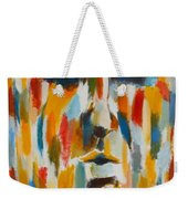 Color Blind Weekender Tote Bag