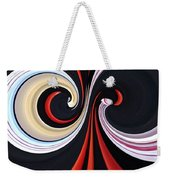 Color Circuit Weekender Tote Bag