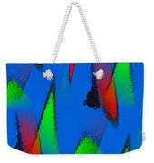 Color Collaboration Weekender Tote Bag