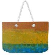 Color Collage Three Weekender Tote Bag