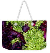 Color Combo Weekender Tote Bag
