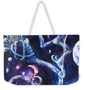 Color Creation Myth Weekender Tote Bag