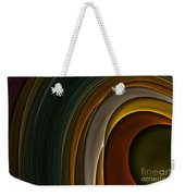 Color Curves Weekender Tote Bag