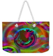 Color Dome Weekender Tote Bag