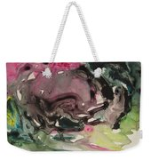 Color Fever 115 Weekender Tote Bag