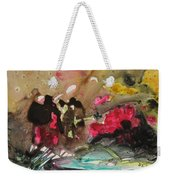 Color Fever 140 Weekender Tote Bag