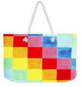 Color Flag Weekender Tote Bag