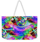 Color Weekender Tote Bag