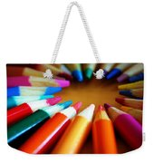 Color-ific Weekender Tote Bag