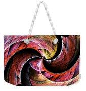 Color In Motion Weekender Tote Bag