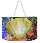 Color In Shell Weekender Tote Bag