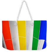 Color In The Air Weekender Tote Bag by Juergen Weiss