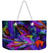 Color Journey Weekender Tote Bag