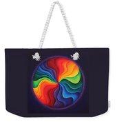 Color Joy Weekender Tote Bag