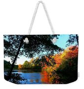 Color Leak Weekender Tote Bag