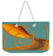 Color Me Bright Weekender Tote Bag