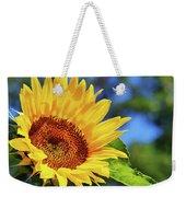 Color Me Happy Sunflower Weekender Tote Bag