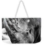 Color Me Rhino Weekender Tote Bag