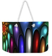 Color Me Up Weekender Tote Bag