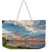 Color My World 2 Weekender Tote Bag