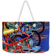 Color Of Bikes Weekender Tote Bag