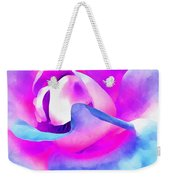 Color Of Charisma Weekender Tote Bag