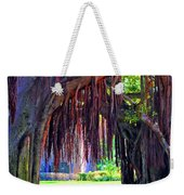 Color Of Nature Weekender Tote Bag
