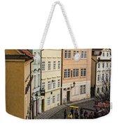 Color Of Prague Weekender Tote Bag