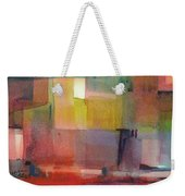 Color Patches Weekender Tote Bag