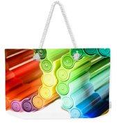 Color Pens 3 Weekender Tote Bag