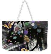 Color Reflections Weekender Tote Bag