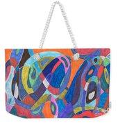 Color Rush Weekender Tote Bag