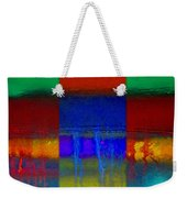 Color State Weekender Tote Bag