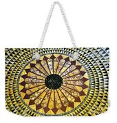 Color Tiles Weekender Tote Bag