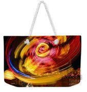 Color Twist Weekender Tote Bag