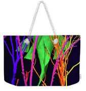 Color Under The Sea Weekender Tote Bag