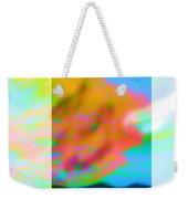 Color Wave Weekender Tote Bag