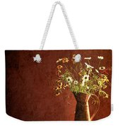Color Wild Garden Weekender Tote Bag