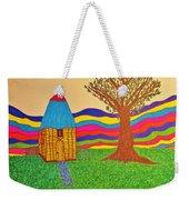Colorful Fantasy Land Weekender Tote Bag