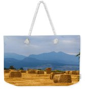 Colorado Agriculture Farming Panorama View Pt 2 Weekender Tote Bag