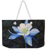 Colorado Blue Weekender Tote Bag