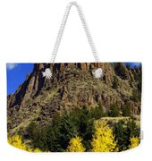 Colorado Butte Weekender Tote Bag