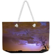 Colorado Cloud To Cloud Lightning Thunderstorm 27g Weekender Tote Bag